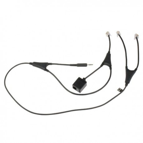 JABRA Alcatel MSH-Adapter for Pro and Go 14201-36