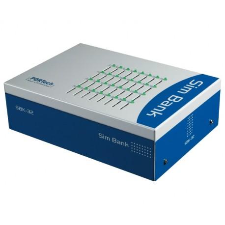Portech Remote SIM Bank SBK-32