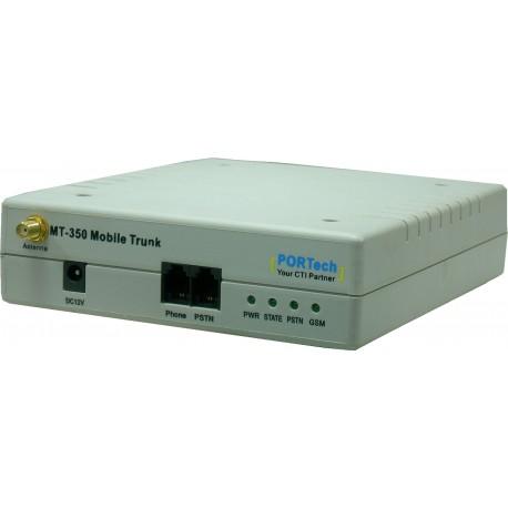 Portech MT-350S 1x GSM 1x FXS 1x FXO Gateway  + SMS
