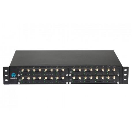 Dinstar DWG2000G-32G GSM VoIP átjáró