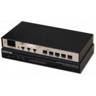 4634 3 port ISDN BRI átjáró T38 fax Patton SmartNode
