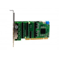 OpenVox DE830P T1/E1/J1 PCI kártyája T1/E1/J1 PCI-E kártyája
