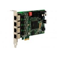 OpenVox B400E 4xBRI S/T PCI-E kártya