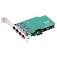 ATCOM AXE2BL 2x ISDN BRI PCI Express kártya