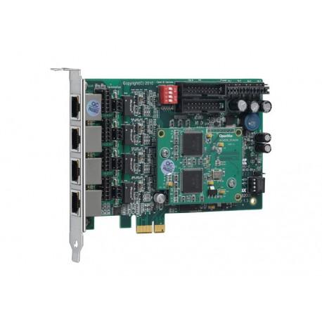 OpenVox BE400E 4 x  S/T BRI k'rtya