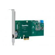 OpenVox D130E egy portos T1/E1/J1 PCI-E kártya