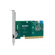 OpenVox D130P egy portos T1/E1/J1 PCI-E kártya