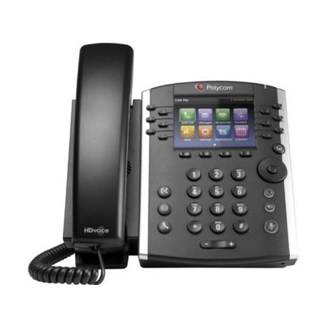 POLYCOM VVX 400 VOIP TELEFON POE 2200-46157-025