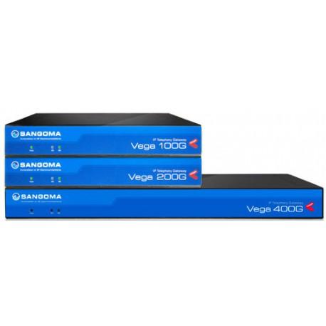 Sangoma Vega 400 1T1/E1 átjáró VEGA-VS0111-090