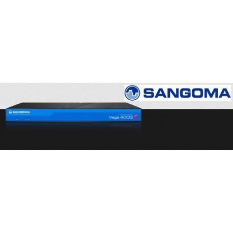 SANGOMA VEGA 400 GATEWAY E1 - 120 csatornás