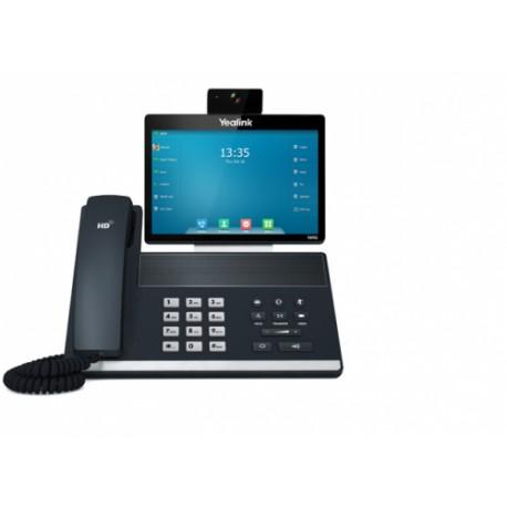 YEALINK SIP VP-T49G IP ÉRINTŐKÉPERNYŐS VIDEO TELEFON (TÁPEGYSÉG NÉLKÜLI) POE