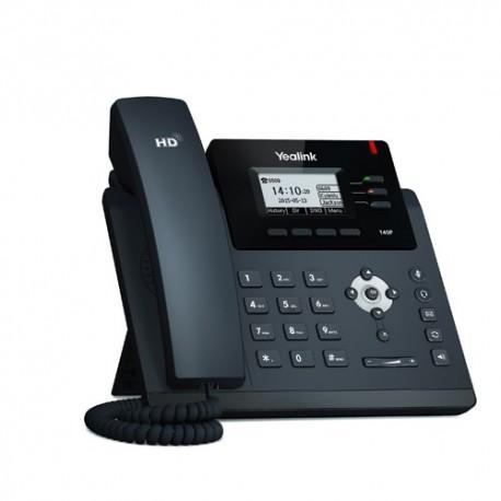 YEALINK SIP-T40P IP telefon (tápegység nélkül)
