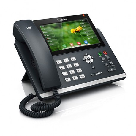 YEALINK SIP-T48G IP TOUCHSCREEN PHONE (NO PSU)
