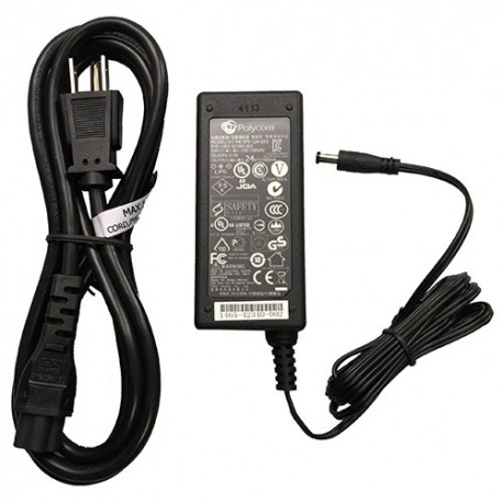 POLYCOM SOUNDPOINT IP 321, 331, 335, 450 POWER SUPPLY 2200-17877-122