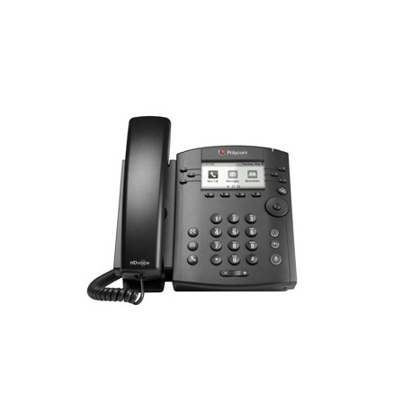 POLYCOM VVX310 DESKTOP PHONE GIGABIT ETHERNET AND HD VOICE