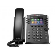 POLYCOM VVX400 DESKTOP PHONE SKYPE FOR BUSINESS (LYNC) HD VOICE 2200-46157-018