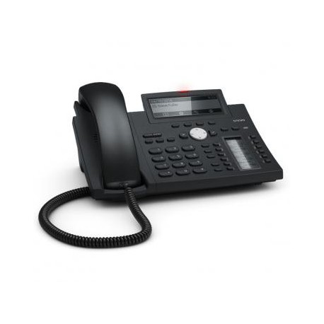 SNOM D345 BUSINESS VOIP PHONE POE