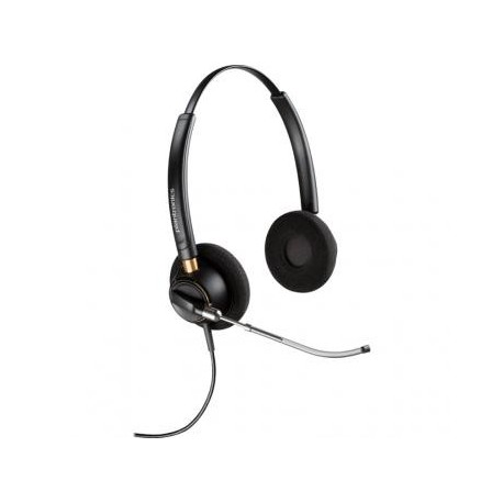 PLANTRONICS ENCOREPRO 520V BINAURAL HEADSET VT 89436-02