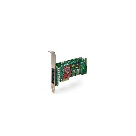 Sangoma A200BRMDE Alapkártya PCIe + HW EC