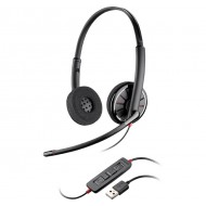 PLANTRONICS BLACKWIRE C320-M BINAURAL HEADSET 85619-01