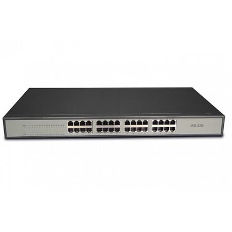 DAG2000-24S/32S FXS Analog VoIP Gateway