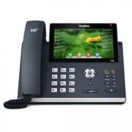 YEALINK SIP-T48S IP TOUCHSCREEN PHONE (NO PSU)