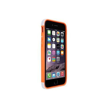 Thule TAIE3124WT-SKOR Atmos X3 iPhone 6-6s White-Shocking Orange