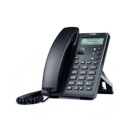 MITEL 6863 SIP PHONE WITH 128X48 PIXEL LCD DISPLAY