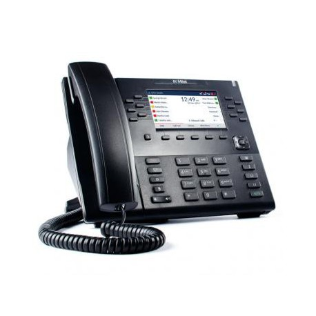 MITEL 6869 SIP PHONE WITH 4,3  COLOR BACKLIT LCD DISPLAY