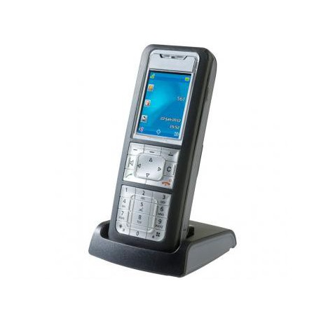 "MITEL 632D DECT PHONE WITH COLOUR 2"" TFT DISPLAY"