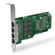 SANGOMA A104E 4 PORTS PRI PCIE