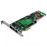 SANGOMA B720001DE 4 PORTS BRI + 2 PORTS FXO PCIE + HW EC