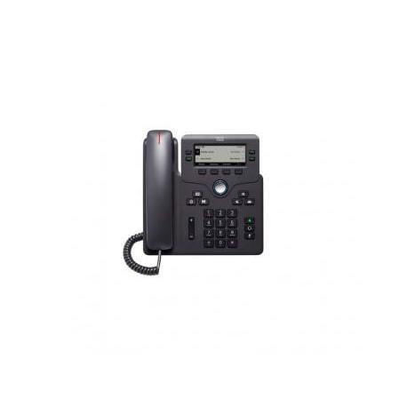 CISCO 6851 IP PHONE POE MULTIPLATFORM FIRMWARE (WITHOUT PSU)