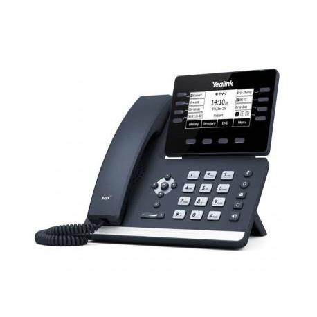YEALINK T53W WIFI SIP IP TELEFON (WITHOUT PSU)