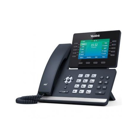 YEALINK T54W WIFI SIP IP TELEFON (WITHOUT PSU)