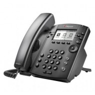 POLYCOM VVX301 IP PHONE POE (NO PSU) 2200-48300-025 Tápegység nélkül