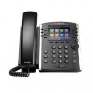 POLYCOM VVX401 IP PHONE POE 2200-48400-025 TÁPEGYSÉG NÉLKÜL