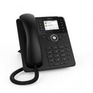 SNOM D735 IP PHONE (tápegység nélkül)