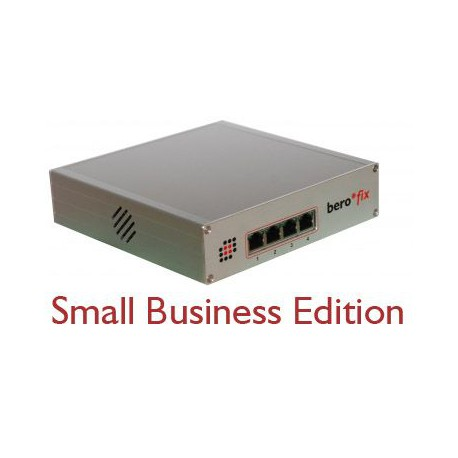 beroNet berofix Small Business Edition 2S0 / 2FXS
