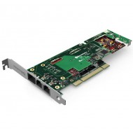 (B710100DE) FlexBRI Modular Digital Voice Card