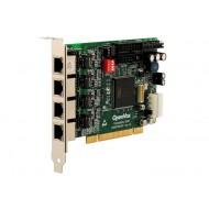 OpenVox B400P 4xBRI S/T PCI kártya