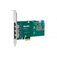 OpenVox D430E 4 x T1/E1/J1 PCI-E kártya
