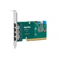 OpenVox D430P 4 x T1/E1/J1 PCI-E kártya