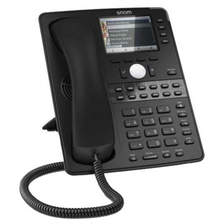 SNOM D765 IP telefon készülék