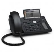 SNOM D375 VOIP telefon (tápegység nélkül)