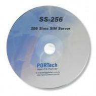 PORTECH SS-256 SIM SERVER