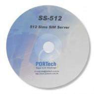 PORTECH SS-512 SIM SERVER