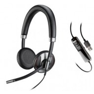 PLANTRONICS BLACKWIRE 725-M STEREO HEADSET FOR LYNC 202581-01