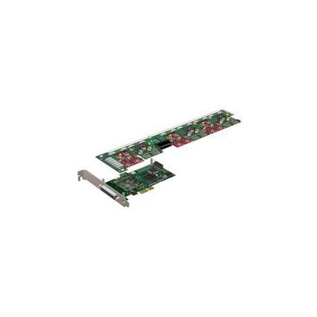 Sangoma A400BRMDE Alapkártya PCIe + HW EC