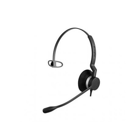 JABRA BIZ 2300 HEADSET USB MONO MS NC WITH QD 2393-823-109